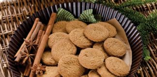 Gingersnaps Recipe | Family Life Tips Magazine