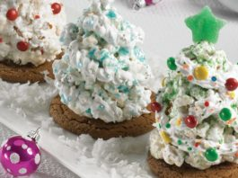 Festive Popcorn Trees Treats Recipe | Family Life Tips