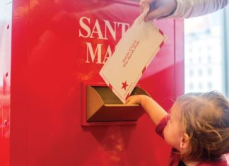 Writing letters to Santa | Family Life Tips