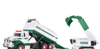 Hess Toy Truck for Kids Gift | Family Life Tips