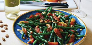 Green Bean and Blood Orange Salad Recipe | Family Life Tips