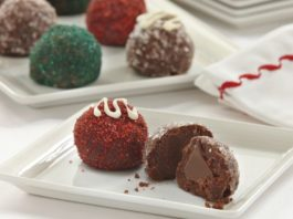 Peppermint Truffle Cookies Recipe   Family Life Tips