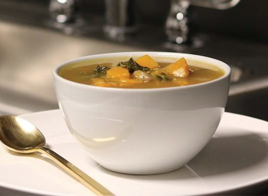 Cook Amazing Soups with PUR Filtered Water Systems