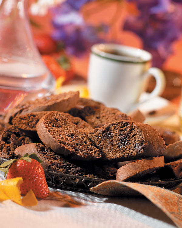 Recipe: Double-Chocolate Biscotti | Family Life Tips