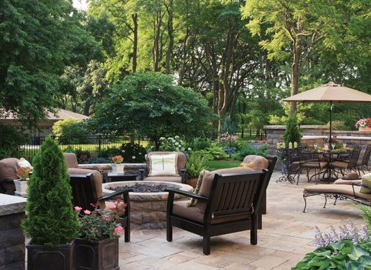 Spruce Up Your Outdoor Spaces