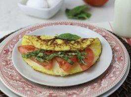 Recipe: Caprese Omelet