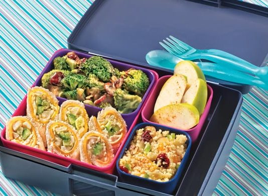 Make the Grade with Back-to-School Lunches | Family Life Tips Magazine