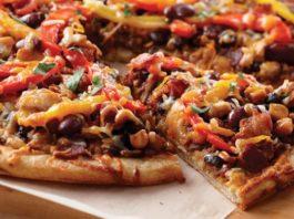 Southwestern Bean Mexican Pizza | Family Life Tips Magazine