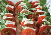 Tomato, Feta and Basil Salad | Family Life Tips Magazine