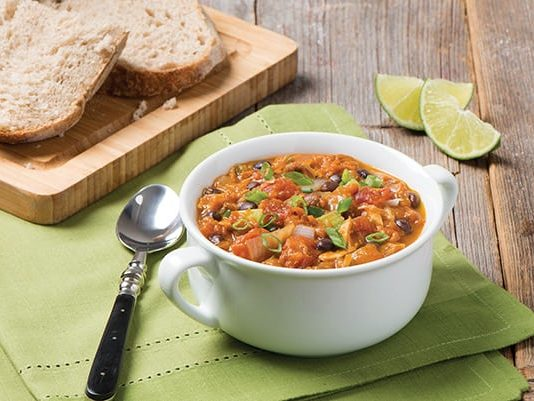 Chipotle Pumpkin Black Bean Chili   Family Life Tips Magazine