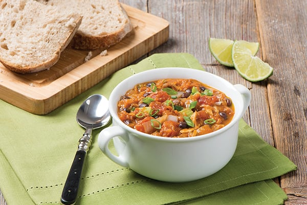 Chipotle Pumpkin Black Bean Chili | Family Life Tips Magazine