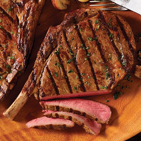 Bone-in Ribeye Cowboy Steaks | Family Life Tips Magazine