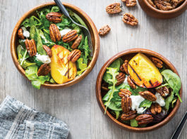 Pecan Salad Recipes for Effortless Summertime Entertaining