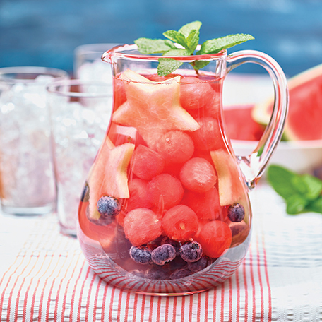 Recipe: Easy Summer Thirst Quencher – Watermelon-Infused Water