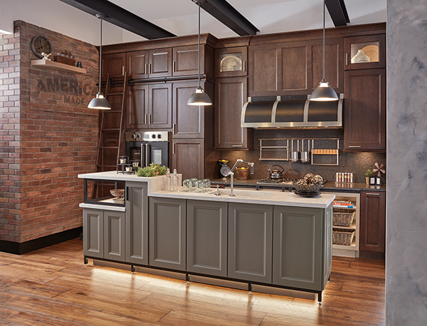 Industrial Kitchen Designs and Styles | Family Life Tips