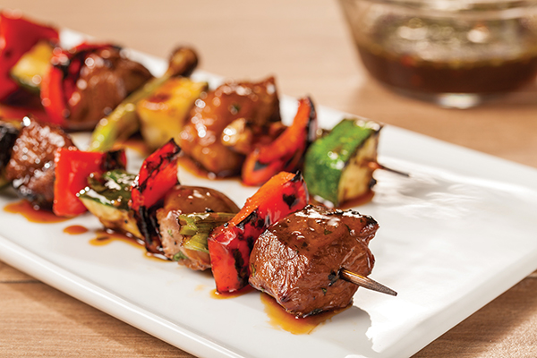 Recipe: Spice Up Summer with Grilled Duck Kebabs | Family Life Tips Magazine