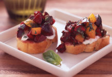 Recipe: Tempting Cherry Bruschetta Recipe | Family Life Tips Magazine