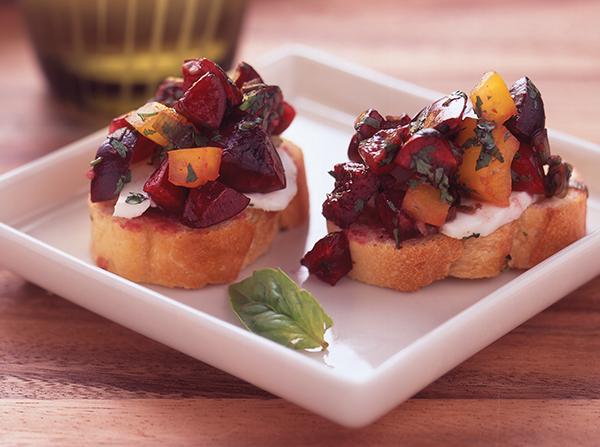 Recipe: Tempting Cherry Bruschetta Recipe | Family Life Tips Magazine