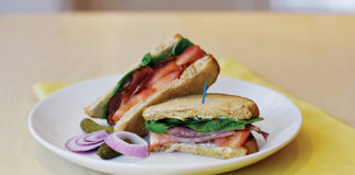 Recipe: Roast Beef and Arugula Sandwich | Family Life Tips Magazine