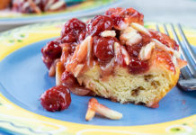 Recipe: Cherry Coffee Cake | Family Life Tips Magazine