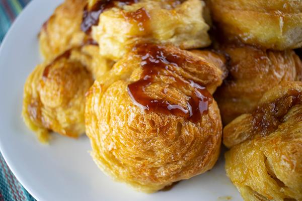 Recipe: Orange Crescent Swirls - A Sweet Breakfast Snack