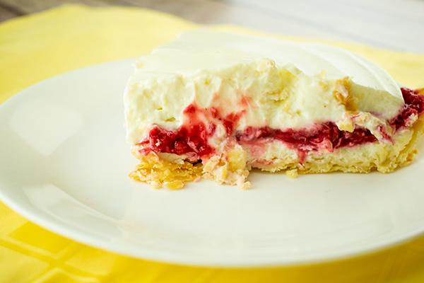 Recipe: Tasty Sweet Lemon Raspberry Pie | Family Life Tips