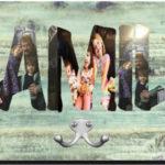 KreativDama - Personalized Family Coat Hanger Sign | Family Life Tips Magazine