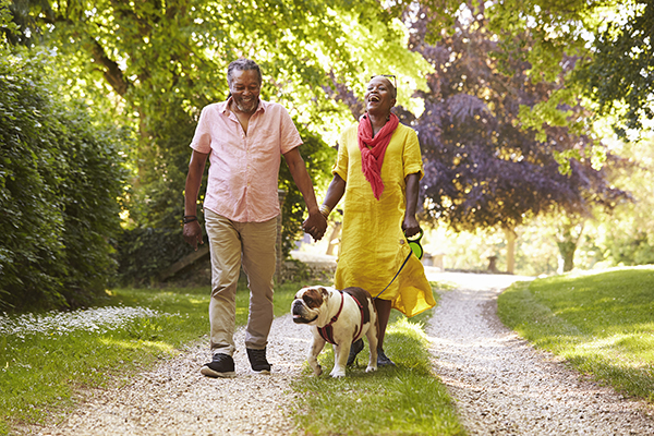 Pets Increase Physical Activity