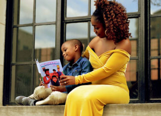 New Children's Book Helps Children Ease Anxiety of First Haircut   Family Life Tips Magazine
