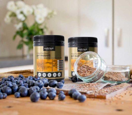Waihi Bush Organic Farm Super Food Gut Support | Family Life Tips Magazine