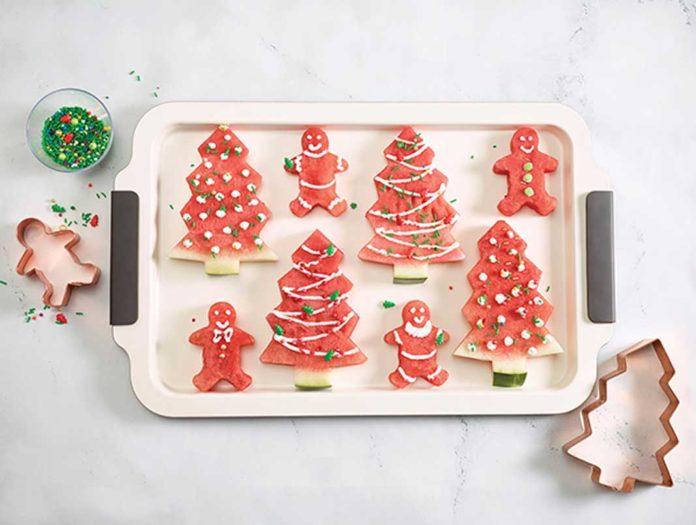 Recipe: Holiday Watermelon Cutouts